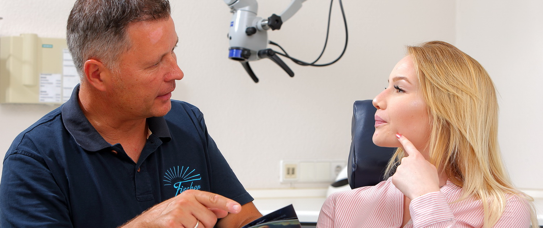 Endodontie mit dem OP-Mikroskop ist zu 90 Prozent erfolgreich